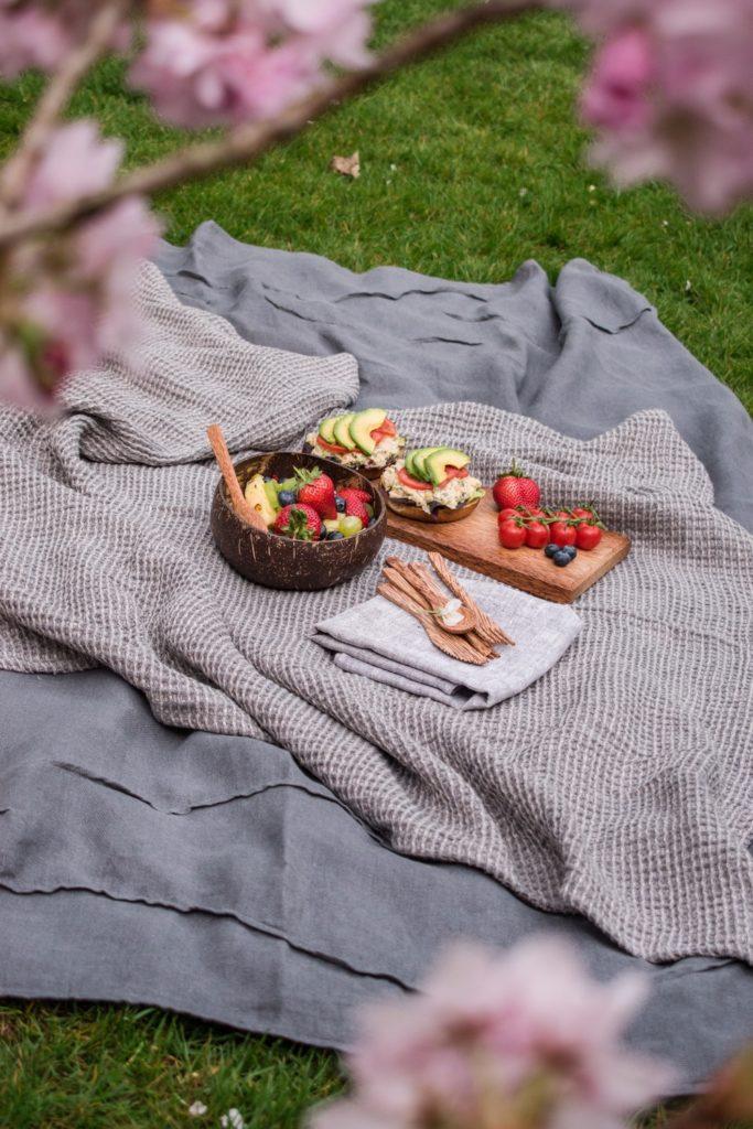 Domácnost bez odpadu. Zerowaste oslava. Zerowaste piknik.