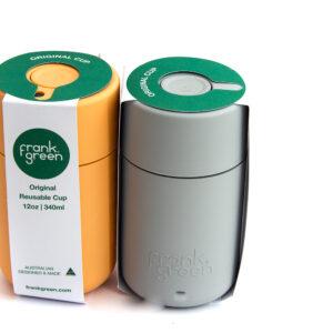 Plastový hrnek na kafe, nebo čaj 340ml v různých barevných provedení.