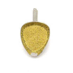 Nerezová lžíce s jáhlami v BIO kvalitě.