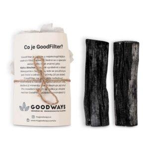 Vodní filtr good filter aktivní uhlí